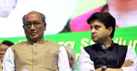 मध्य प्रदेश कांग्रेस में दिग्विजय को-ऑर्डिनेशन, सिंधिया चुनाव अभियान और पचौरी रणनीति समिति के प्रमुख बने