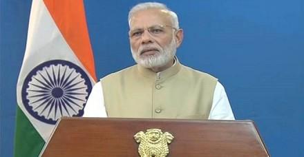 पढ़िए प्रधानमंत्री नरेंद्र मोदी का पूरा भाषण