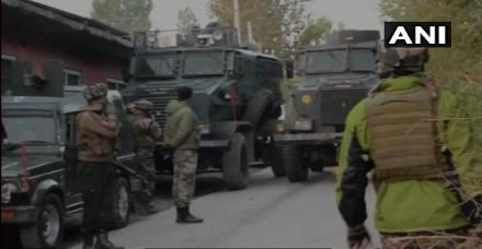 जम्मू-कश्मीर निकाय चुनाव के तीसरे चरण के मतदाान के बीच पुलवामा में मुठभेड़, एक आतंकी ढेर