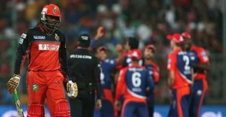 डेयरडेविल्स और आरसीबी मैचः दोनों टीमों की ताकत हुई कम