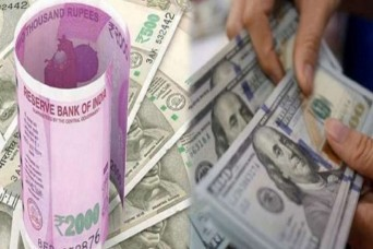 डॉलर के मुकाबले रुपये में गिरावट, 59 पैसे टूटकर 71.40 के स्तर पर पहुंचा रुपया