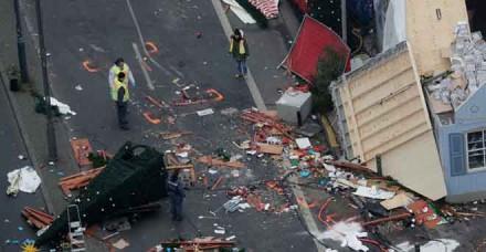 इस्लामिक स्टेट ने ली बर्लिन में ट्रक हमले की जिम्मेदारी