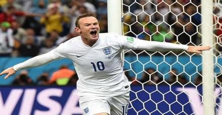 इंग्लिश फुटबॉल टीम के पूर्व कप्तान वेन रूनी ने अंतर्राष्ट्रीय फुटबॉल को अलविदा कहा
