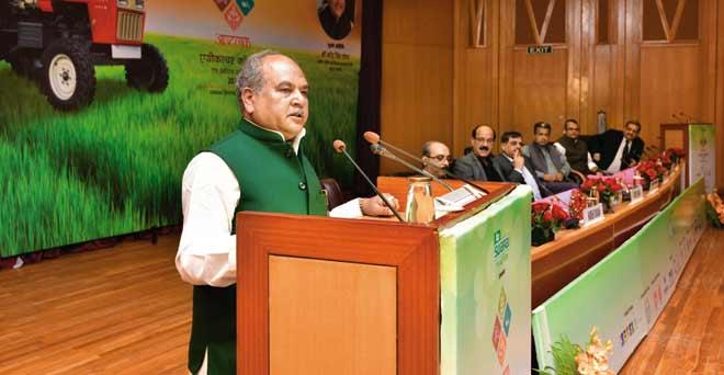 न किसान बेचारा, न खेती, दोनों मजबूत स्तंभ: केंद्रीय कृषि मंत्री नरेंद्र सिंह तोमर