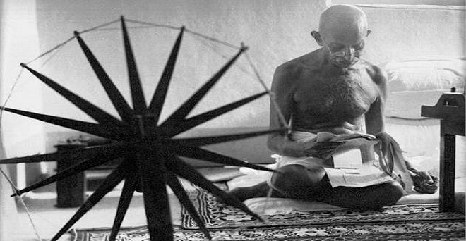 Bapu's Charkha among 100 'Most Influential Photos of All Time ...