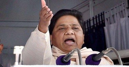 बुखारी की हत्या को लेकर बोली माया, 'अपनी कश्मीर नीति पर पुर्नविचार करे मोदी सरकार'