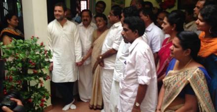 केरल में कांग्रेस ही कांग्रेस को हरा सकती है: राहुल गांधी