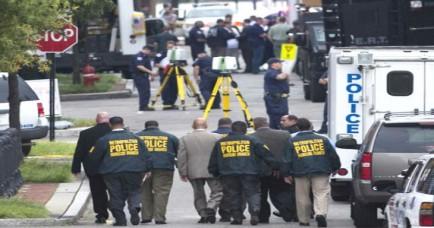 वॉशिंगटन में व्हाइट हाउस के पास गोलीबारी में एक की मौत, 5 लोग घायल