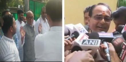 दिग्विजय सिंह ने कहा, मेरे भाषण से कांग्रेस के वोट कटते हैं, शिवराज सिंह चौहान ने ली चुटकी