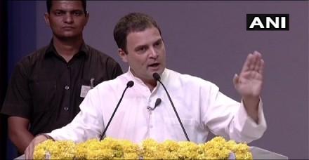 शिक्षकों के बीच राहुल का संघ पर हमला, कहा- यह देश एक विचारधारा से नहीं चलेगा