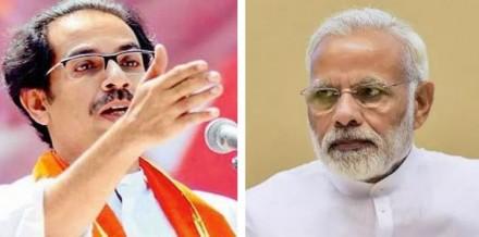 शिवसेना का PM मोदी पर तंज, कहा- पिछले 4 सालों में किसानों की आय नहीं आत्महत्याएं दोगुनी हुईं