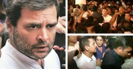 उन्नाव-कठुआ रेप मामलों के विरोध में कांग्रेस देश भर में करेगी 'कैंडल मार्च'