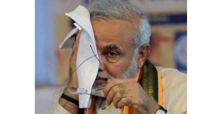 नोटबंदी पर फिर भावुक प्रधानमंत्री