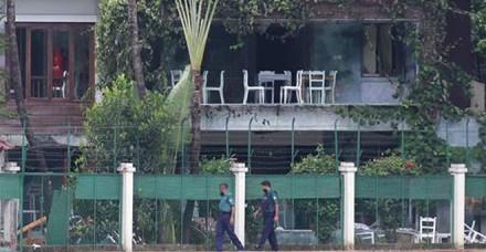 बांग्लादेश: मुठभेड़ में मारा गया ढाका हमले का मास्टरमाइंड तमीम