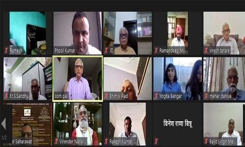 उजमा बैठक और किसान चैंबर्स आफ कॉमर्स ने पारित किए 15 प्रस्ताव, सभी प्रकार की फसलों पर एमएसपी की मांग