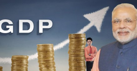 जीडीपी आंकड़े संदेहास्पद, मोदी सरकार लोगों को गुमराह कर रही है : कांग्रेस