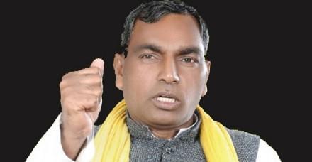 योगी के मंत्री बोले, 'यदि शाह ने नहीं की बात, तो राज्यसभा चुनाव में BJP को नहीं देंगे समर्थन'