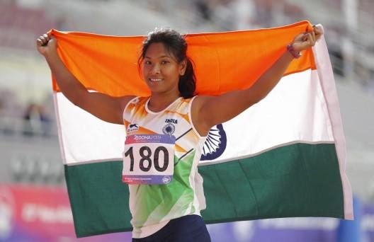 स्वप्ना बर्मन ने एशियाई एथलेटिक्स चैंपियनशिप में जीता रजत पदक