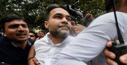 आशीष पांडे की जमानत अर्जी खारिज, कोर्ट ने न्यायिक हिरासत में भेजा