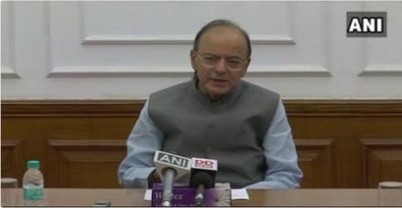 वित्त मंत्री अरुण जेटली ने कहा, 'जीडीपी ग्रोथ में गिरावट चिंता का विषय'