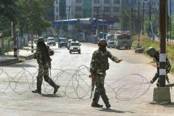 संयुक्त राष्ट्र प्रमुख ने कश्मीर के हालात पर जताई चिंता, भारत ने ठुकराई मध्यस्थता की पेशकश