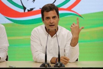 किसान बिल के बहाने राहुल का पीएम मोदी पर निशाना, कहा- 'किसानों को करके जड़ से साफ, पूंजीपति मित्रों का खूब विकास'
