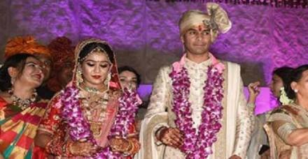 तेजप्रताप की शादी में खाने पर मची लूट, बर्तन चुरा ले गए अतिथि