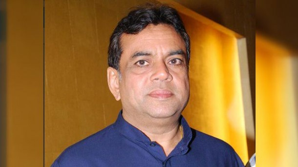 Paresh Rawal appointed new chief of National School of Drama : Outlook Hindi