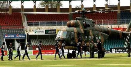 8 साल बाद पाकिस्तान में हो सकता है इंटरनेशनल मैच, आईसीसी ने सुरक्षा कंपनी को किया हॉयर