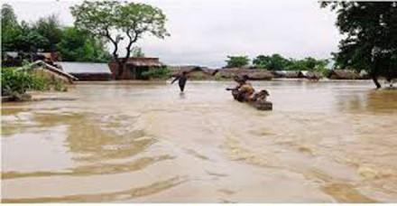 बाढ़ प्रभावित 11 राज्यों के नुकसान आंकने के लिए गठित अंतर-मंत्रालय केंद्रीय टीम का दौरा शुरू