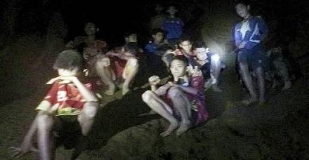 थाइलैंड में गुफा से बच्चों को निकालने में भारतीय फर्म ने इस तरह की सहायता