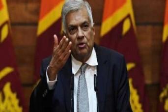हमलों को लेकर भारत ने पहले ही श्रीलंका को दी थी खुफिया जानकारी: रानिल विक्रमसिंघे