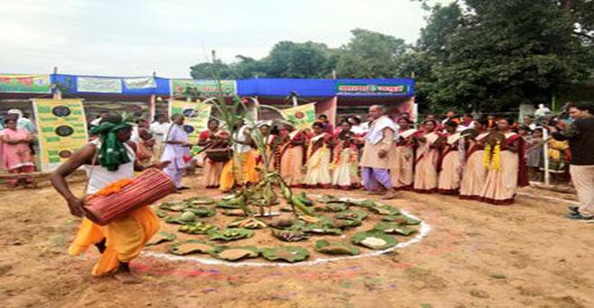 बिहार का ऐसा गांव जिसने रासायनिक उर्वरकों, कीटनाशकों से मुक्ति पा ली। कुदरती खेती को अपनाया। आज जश्न-ए-जैविक मना रहा है।