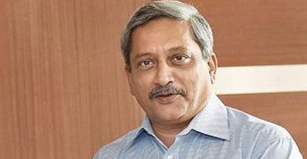 मनोहर पर्रिकर ने चौथी बार गोवा की कमान संभाली