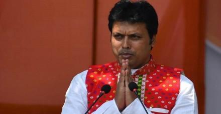 'इंटरनेट' पर छाया त्रिपुरा के सीएम का महाभारत वाला बयान