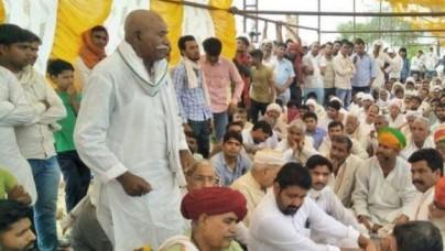 दस साल बाद राजस्थान फिर से गुर्जर आरक्षण की आग में