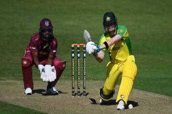 ऑस्ट्रेलिया ने विश्व कप का जीत से किया आगाज, पहले अभ्यास मैच में वेस्ट इंडीज को सात विकेट से हराया