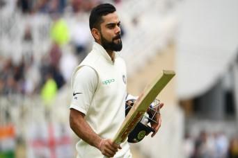 आईसीसी की ताजा टेस्ट रैंकिंग में बल्लेबाजों में कोहली शिर्ष पर बरकरार, मैथ्यूज को भी फायदा