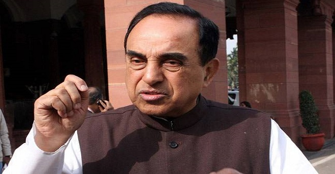 Sunanda Pushkar case - Supreme Court asked Subramanian Swamy to prove his  maintainability : Outlook Hindi