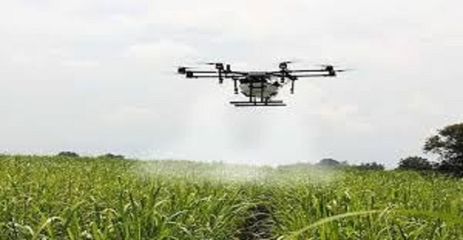 ड्रोन से टिड्डी नियंत्रण करने वाला भारत पहला देश, एफएओ ने की तारीफ