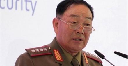 उत्तर कोरिया के रक्षा मंत्री को दी मौत की सजा