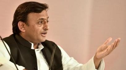 अखिलेश ने भाजपा को ललकारा, बोले- 'सीधे चुनाव लड़ने से क्यों बच रहे हैं भाजपा नेता'