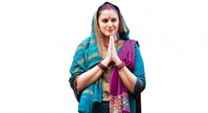 इंटरव्यू- रानी भारती काल्पनिक, राबड़ी देवी नहीं: हुमा कुरैशी