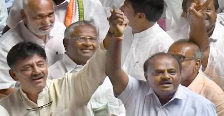 स्पीकर चुनाव और फ्लोर टेस्ट पहले, मंत्रियों पर चर्चा बाद में- खड़गे
