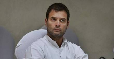 नोटबंदी आर्थिक पागलपन: राहुल