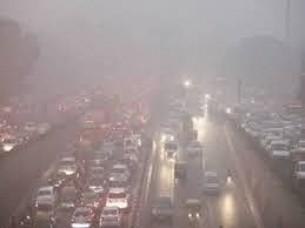 दिल्ली-एनसीआर में वायु प्रदूषण की स्थिति 'गंभीर', कुछ जगहों पर एक्यूआइ पहुंचा 400 के पार