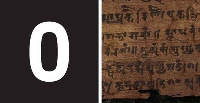 ancient Indian text contains earliest zero symbol in bakhshali ...