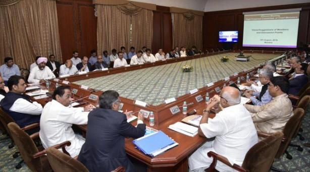 भारतीय कृषि में परिवर्तन के लिए मुख्यमंत्रियों की उच्चाधिकार प्राप्त समिति' की दूसरी बैठक मुंबई की आयोजित की गई