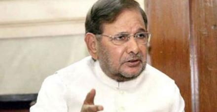 बिहार में नीतीश को ताकत दिखाएंगे शरद यादव, 18 मई को करेंगे बड़़ी रैली