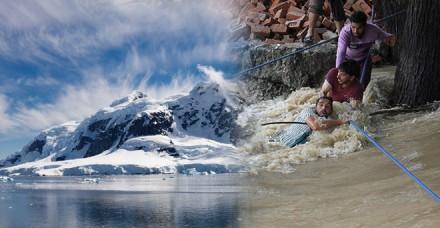 कश्मीर में रिकॉर्ड गरमी, विश्व पर जलवायु परिवर्तन का मंडराता खतरा